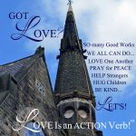 Betty's Tip: Love Is an ACTION Verb!™